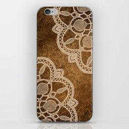 Coffee & Cream iPhone Skin
