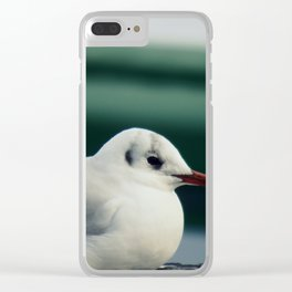 Seagull Clear iPhone Case