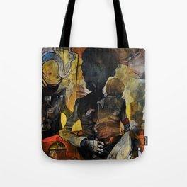 Portrait of Josef Stalin  Tote Bag
