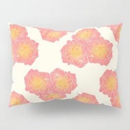 Honeycomb Flower Pillow Sham