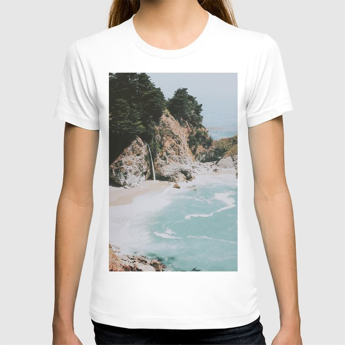 big sur / california T-shirt