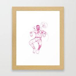 FAG 08 Framed Art Print