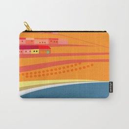 Rosarito Seashore Carry-All Pouch