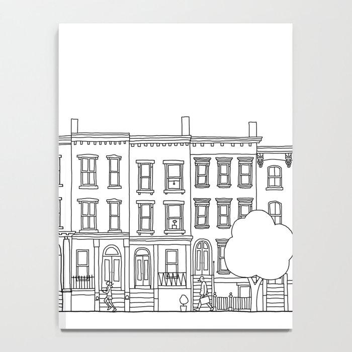 blocks of Brooklyn Notebook