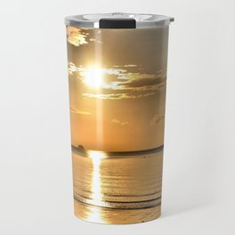 Thatcher Rock Sunrise Travel Mug