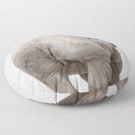 Rhino Tail - Colorful Floor Pillow