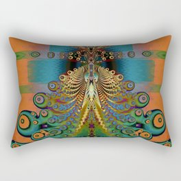 Time Bandits Rectangular Pillow