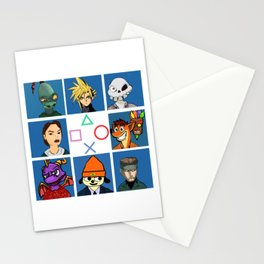 The PS1 Bunch V2 Stationery Cards
