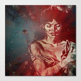 Joanna: Walking Away Canvas Print