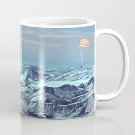 astronaut returns Coffee Mug