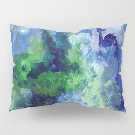 Blue-Green / Azul-Verde Pillow Sham