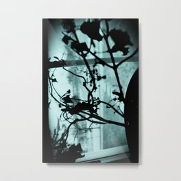 wither away Metal Print