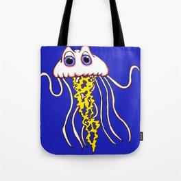 Jammin Jellyfish Tote Bag