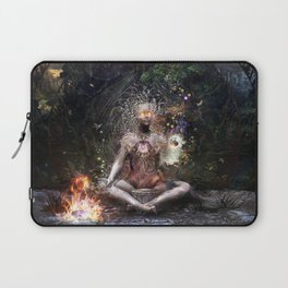 Sacrament For The Sacred Dreamers Laptop Sleeve