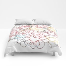 Pattern macaroons Comforters