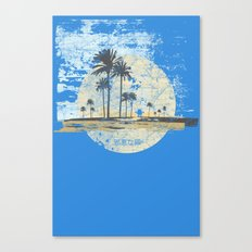 Treasure Island Dizzy Canvas Print