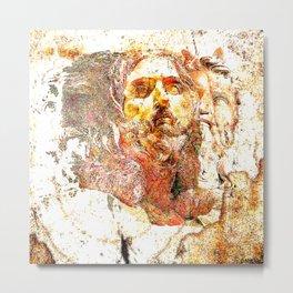 Transfiguration of Christ  Metal Print