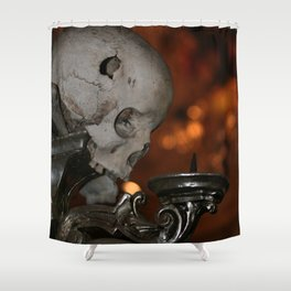 Sedlec XVI Shower Curtain