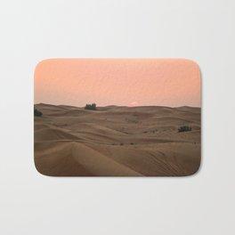Arabian Desert Sunset Bath Mat