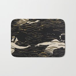 River Nymphs Bath Mat