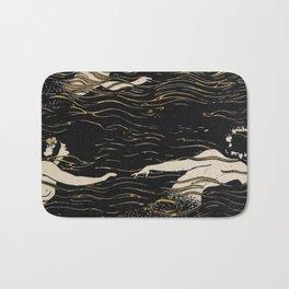 River Nymphs Bath Mat