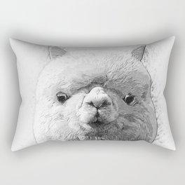Alpaca Rectangular Pillow