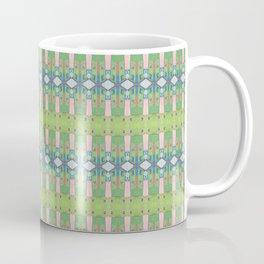 Green Wall Coffee Mug