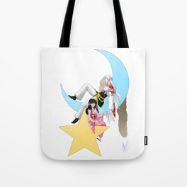 Hypnotize the Moon Tote Bag