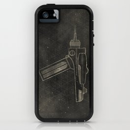 Set Phasers to Stun iPhone Case