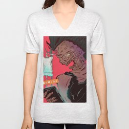 Death of a narcissist Unisex V-Neck
