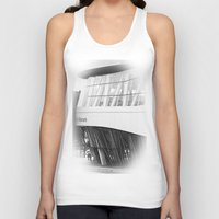 mercedes Tank Tops featuring MERCEDES-BENZ MUSEUM by GL-ART-PHOTOGRAPHY