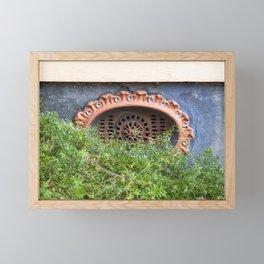 New Orleans Marigny Details Framed Mini Art Print