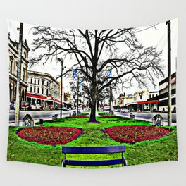 City of Ballarat - Australia. Wall Tapestry