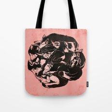 Furball Tote Bag