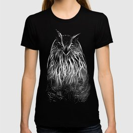 The smile of Mr. Owl T-shirt