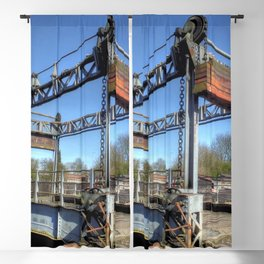 Lift Bridge Blackout Curtain