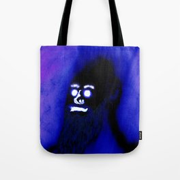Bearded Gorilla Tote Bag