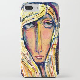 Why the long face?  iPhone Case