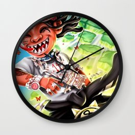 A Love Letter To You 3 - Trippie Redd Wall Clock