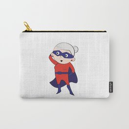Super grandma Carry-All Pouch