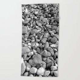 Wisdom of Rocks 1 Beach Towel