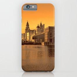Albert Dock, Liverpool iPhone Case