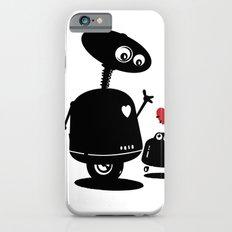 Robot Heart to Heart iPhone 6s Slim Case