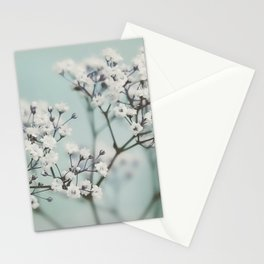 flowers VI Stationery Cards