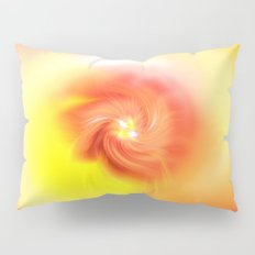 Orange Bliss Pillow Sham
