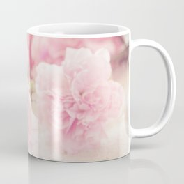 Pale Pink Carnations 2 Coffee Mug