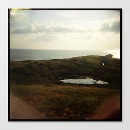 The Atlantic Canvas Print