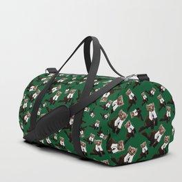 My favourite Auto mechanic Duffle Bag