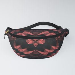 Cobra Red Fanny Pack