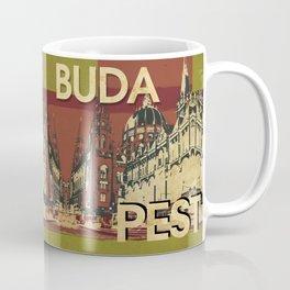 BUDA & PEST Coffee Mug
